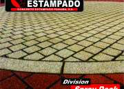 Concreto Estampado/Spray Deck