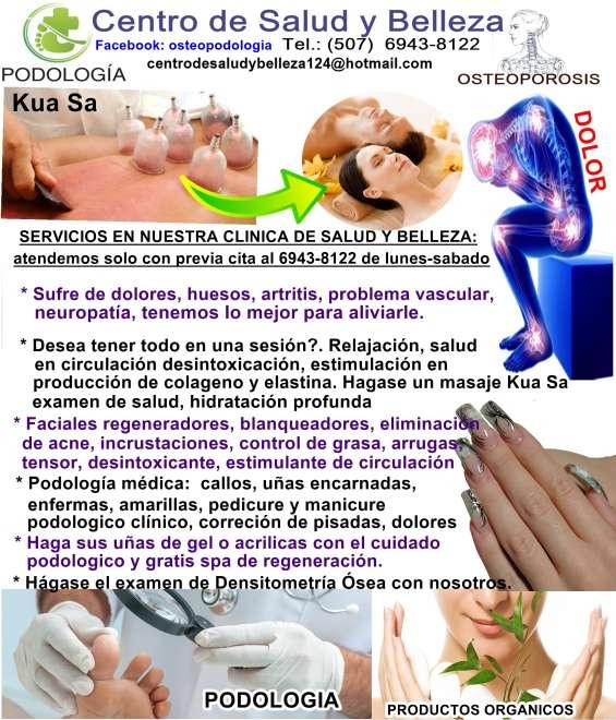 Clinica de los huesos y podoogia problemas de manos y pies